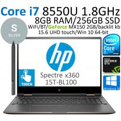 HP Spectre x360 15T-BL100