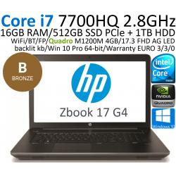 HP ZBook 17 G4