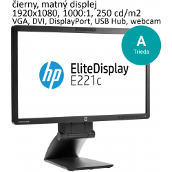 "LCD HP EliteDisplay 22"" E221c"