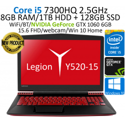 LENOVO Legion Y520-15