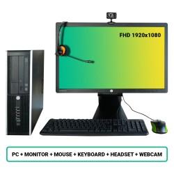 SET HP Compaq Pro 6300 SFF